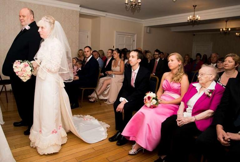 presentation train edwardian wedding dress duchess satin